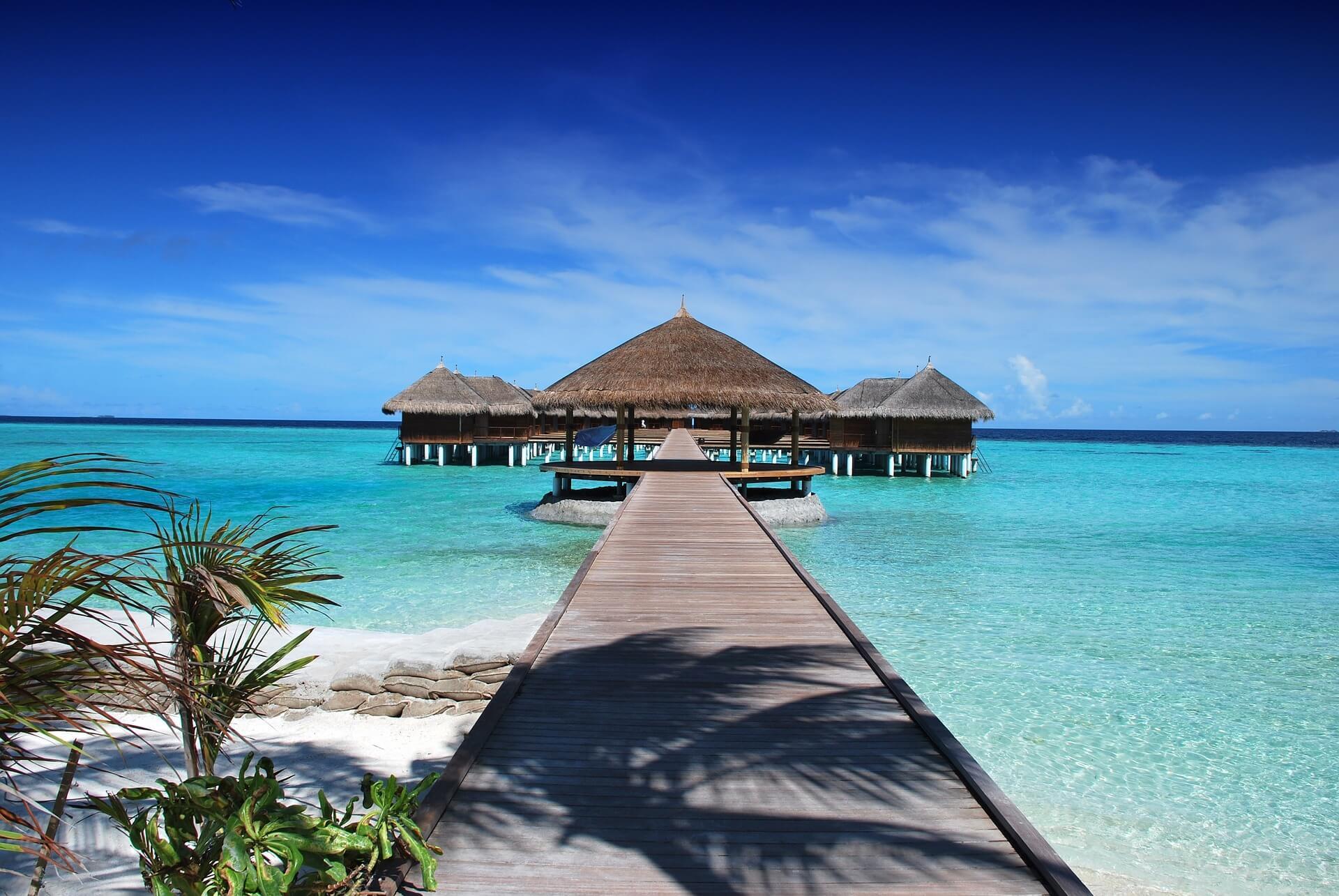 Maldives Beach Pinnext